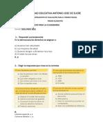 PRIMER PARCIAL  INSTRUMENTOS DE EDUC, CIUDADANIA .SEGUNDO BGU