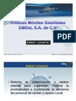 EMSat LogisticR