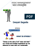 Stress mnt by yoga.ppt