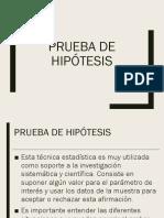6. PRUEBA DE HIPÓTESIS-1