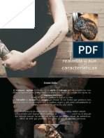 Zoraida Ceballos - Tatuajes realistas y sus características