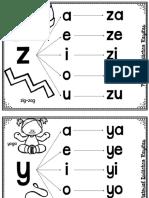 Lectoescritura fonemas.