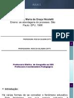 MIZUKAMI, Maria da Graça Nicoletti