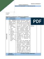 SESIÓN DE APRENDIZAJE 4° OCTUBRE CN (1)