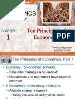 Chapter 1 Ten Principles of Economics (1)