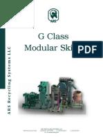G Series Modular Skids