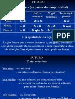Grego - Arquivo 26 - Futuro do Indicativo