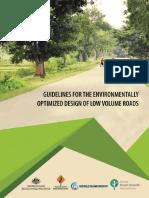Guidelines for Env Opt Des of Low Volume Roads