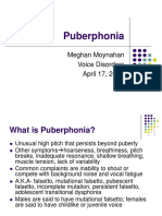 Puberphonia.ppt