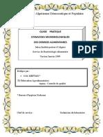quide pratique D%u2019ANALYSES MICROBIOLOGIQUES.doc