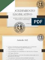PROCEDIMIENTO LEGISLATIVO1