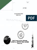 Skylab Mission Report, Second Visit