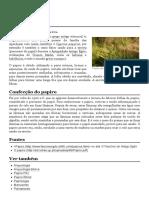 Papiro – Wikipédia, A Enciclopédia Livre