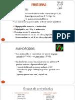 Proteinas diapositivas sep 2018 feb 2019 IQ