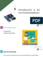 1.1_Introducción a los microcontroladores