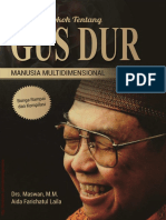 Gus Dur Manusia Multidimensional