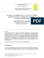 prediction-of-cutting-force-in-3-axis-cnc-milling-machines-based-on-voxelization-framework-for-digital-manufacturing