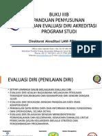 Laporan Evaluasi Diri 9 Kriteria D3 Farmasi Pptx