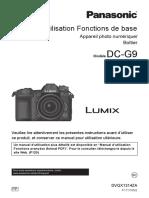 DC-G9 Manuel - Fonctions de base (French)