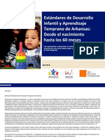 AR Early Learning Standards 2016 - Spanish