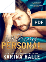 Nothing Personal by Karina Halle.pdf