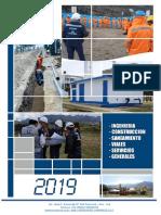 Brochure A&R CONSULTORES GENERALES SAC.