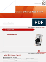 1.6 Routine Maintenance of Huawei TE30 & TE60.pdf