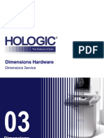 Hologic - Dimensions Hardware