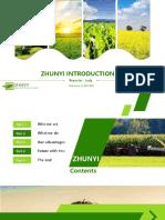 Welcome to ZHUNYI