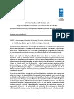 informe sobre desarrollo humano PNUD