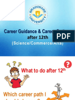 Career Guidance & Career Options for Students