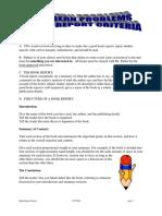 Book-Report-Criteria