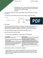 basics_of_dynamics_2_marks_units 1 to 2
