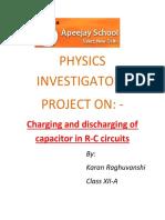 Physics investigatory file
