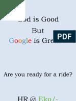 HR @ Google.ppt