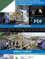 CONTAMINACIÓN PRODUCIDA POR LA PLANTA DE TRATAMIENTO.pptx