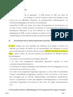 FR T1 Évolution didactique des langues