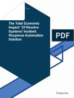forrester-TEI-incident-response-financial-impact