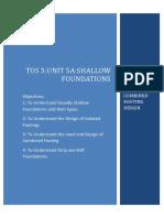TOS 5 Unit 5a Shallow Foundations.pdf