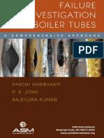 [ EngineeringEBookspdf ] Failure Investigation of Bolier (1).pdf