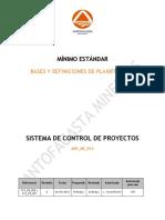 ADS_MS_014 Mínimo Estándar - Bases y Definiciones de Planificación Rev 0.pdf