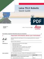 Leica TS12_Robotic_QuickGuide_V1.1.0_en
