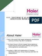 Haier Final