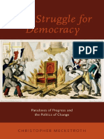 The Struggle for Democracy By Christopher Meckstroth