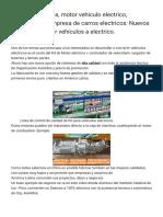coches electricos, motor vehiculo electrico, conversiones,empresa de carros electricos_ Nuevos Kit para convertir vehículos a electrico..pdf