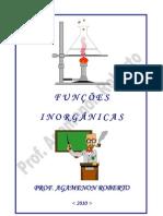 Funções Inorgânicas - Prof° Agamenon Roberto