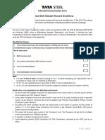 Revised SGA Shabashi Scheme