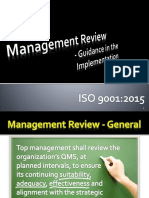 Management Review How To