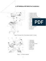 Mindray_DP-8600-8800_-_Schematic_plan_for_installation