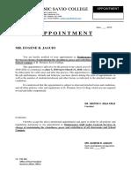 Contract - EUGENE JAGUIO